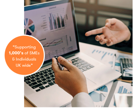: Accountancy support to small businesses & Individuals based in London