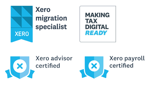 Xero Accreditations