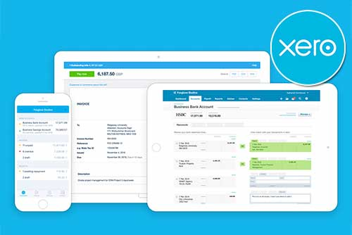 Xero Cloud based accounting for Freelancers
