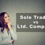 sole trader vs limited company