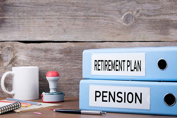 Pensions for Contractors