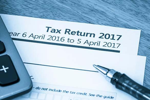 Paper Self-Assessment Tax Return Deadline