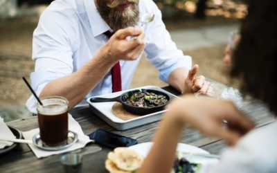 Claiming lunches through your business