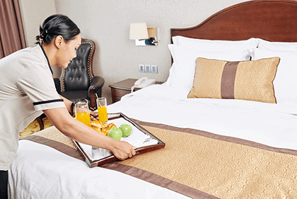 Hotels And Food Expenses