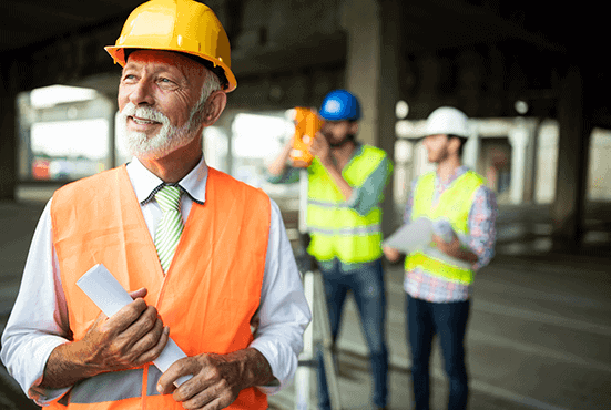 State pension for contractors