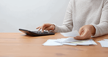calculating total rental income