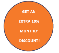 Get an  extra 10% monthly discount