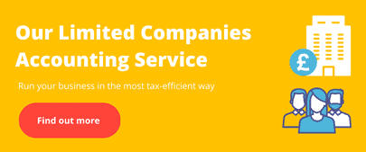 Fusion Accountants in London Limited company service