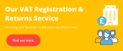 Fusion Accountants in London VAT registration and VAT returns accountancy service