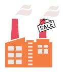 Sale proceeds