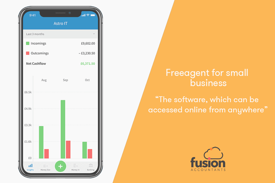 Freeagent for small businesses