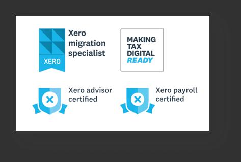 Xero credentials