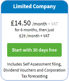 Limited Company package