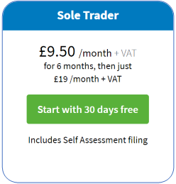 Sole trader package